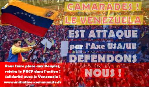 Cuba appelle les communistes du monde entier à défendre la paix ! (IC.fr-21/02/19)