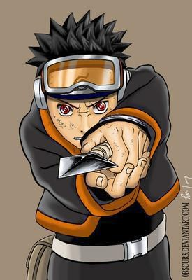 obito ( grand frére d' Itachi ?)