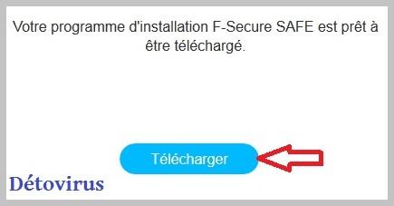 F-Secure Safe Internet Security- Licence 3 mois gratuits pour 5 apprareils