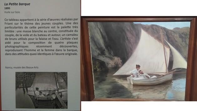 Exposition Emile Friant, le dernier naturaliste ?
