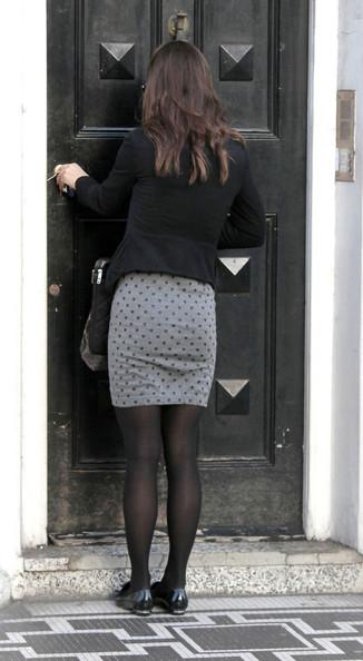 Pippa en robe