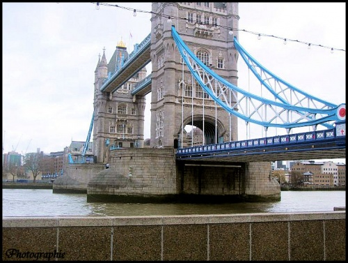 Mon voyage a Londres