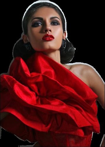 Femmes en Rouge Série 18