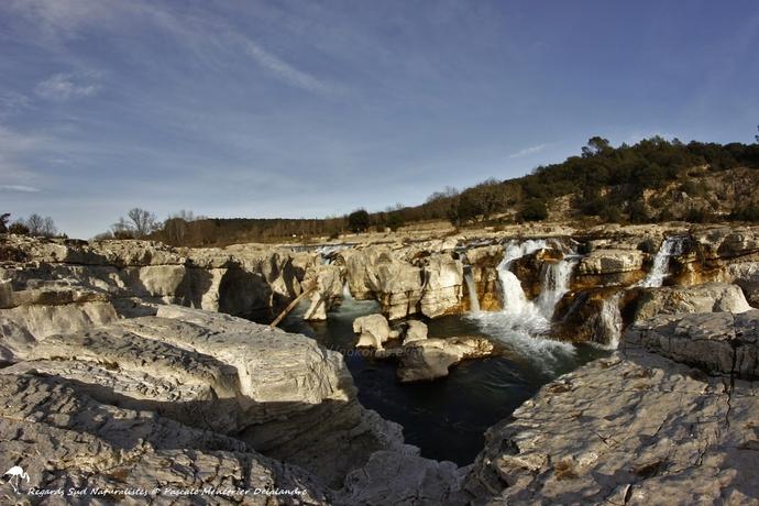 Cascades du Saudatet