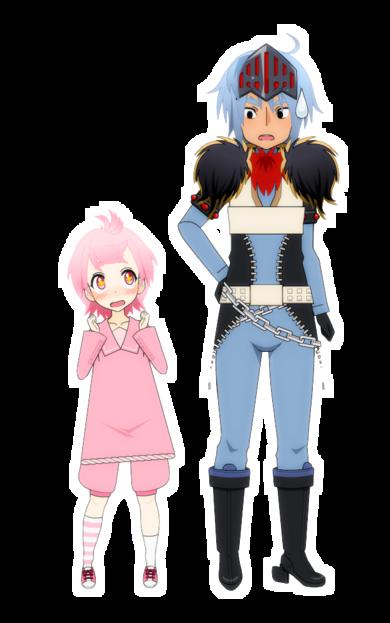 [Kisekae] Igglybuff & Armaldo