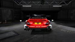 Stern/AMG Mercedes Team Mucke