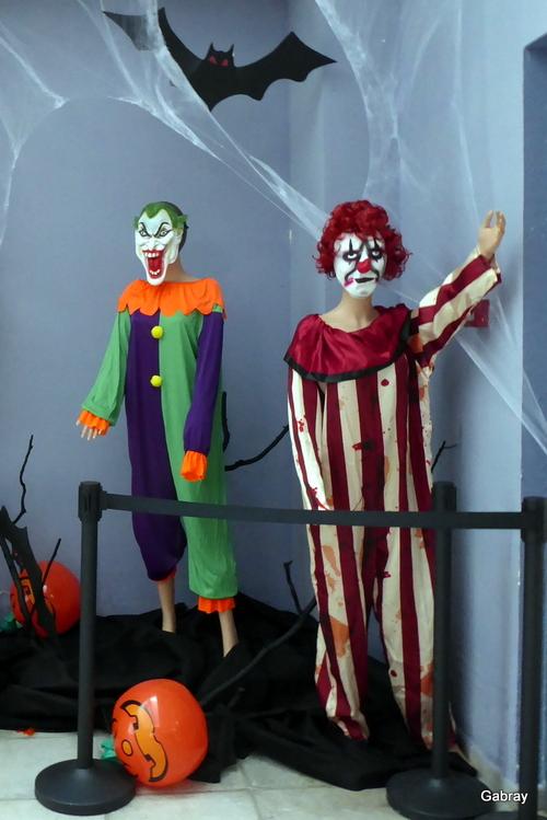 Halloween: c'était le 31 octobre!