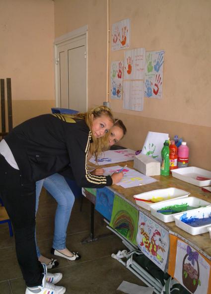 samedi 16 juin 2012 - Kermesse de l'école élémentaire E Branly de Châlons en Champagne