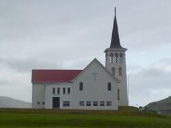 Les église l'ouest de A à H