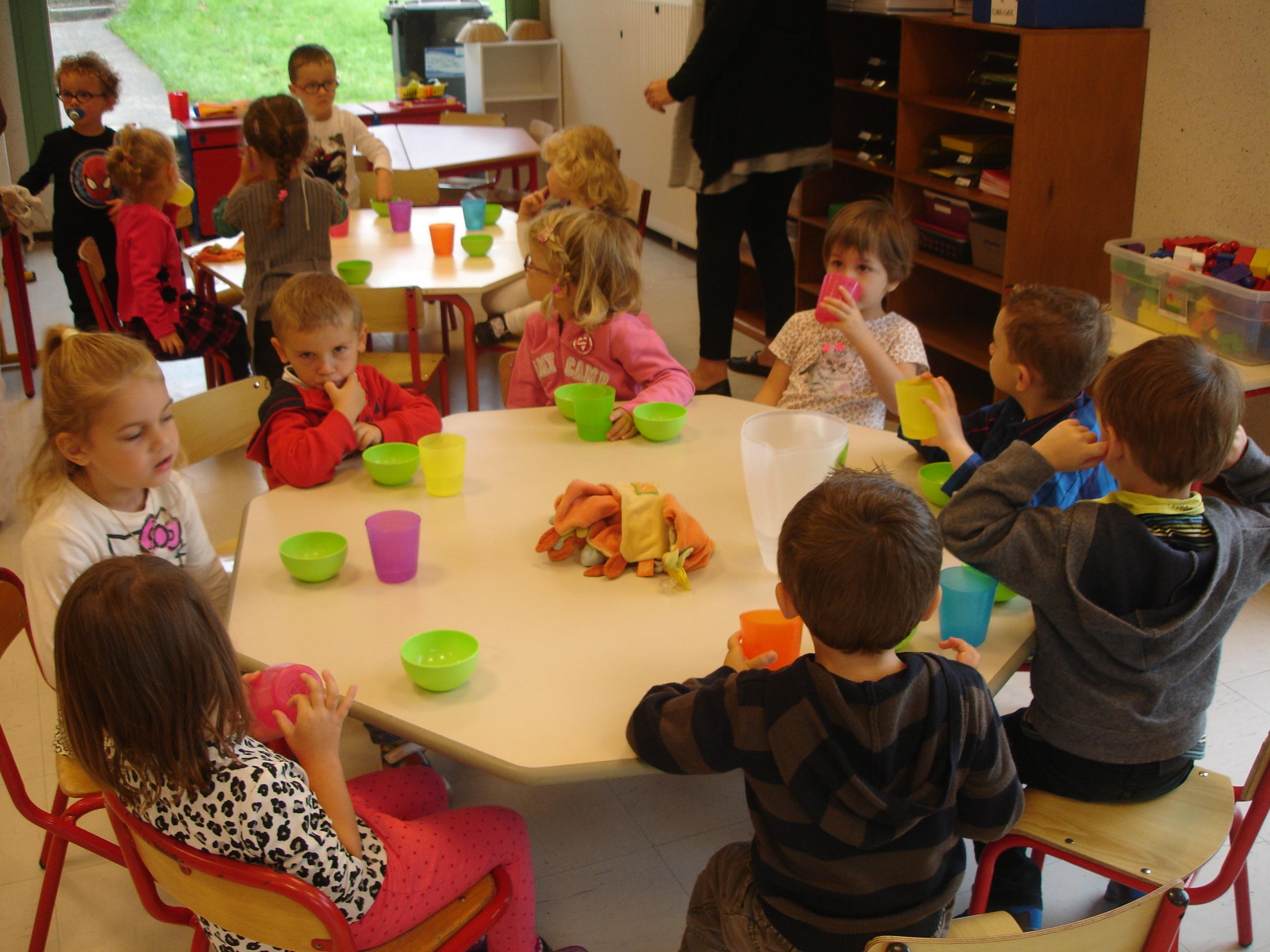 La rentr e des classes en maternelle ecole primaire - Image classe maternelle ...