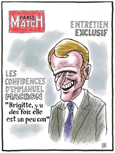 Thème astral de Brigitte Macron