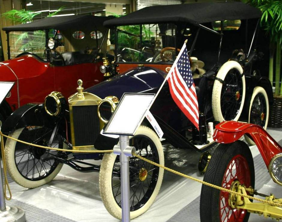 1913 Car-Nation Tourer