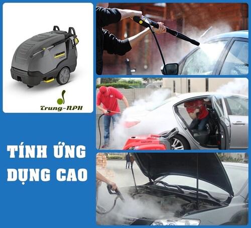 Công ty cung cấp máy rửa xe hơi nước nóng giá rẻ