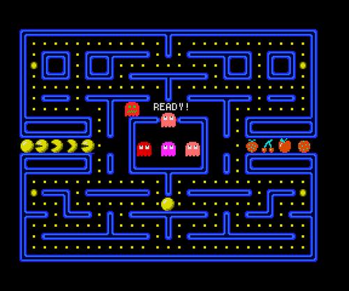 Pac-Maze