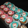 cup cakes Monster High