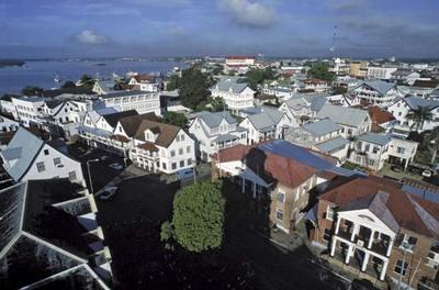 Blog de lisezmoi :Hello! Bienvenue sur mon blog!, Le Suriname : paramaribo