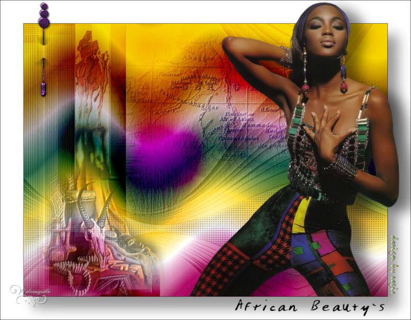 *** African Beauty's
