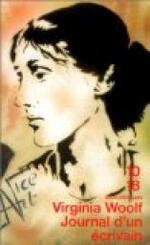 Journal d'un écrivain - Virginia Woolf -