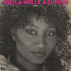 Viola Wills Ashum - Space - Complete LP