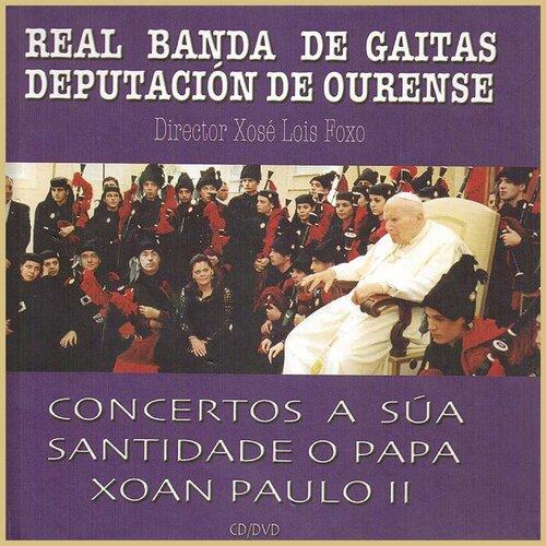 Real Banda de Gaitas da Deputacion de Ourense - Cantigas de Ourense