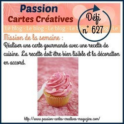 Passion Cartes Créatives#627 !