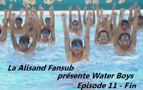 Water Boys Episode 11 - FIN