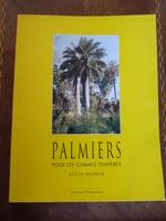 livres sur les palmiers