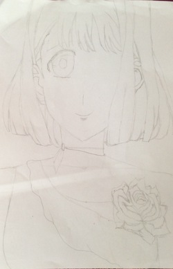 Anciens dessins partie 4: quatrième (début)
