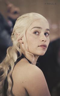 Avatars Emilia Clarke