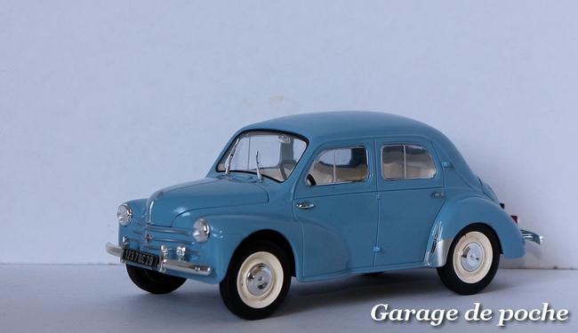 Renault 4cv 1/24
