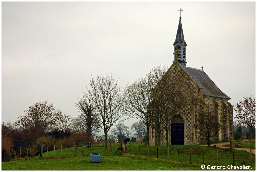 La Chapelle des Marins - Saint-Valery-sur-Somme.