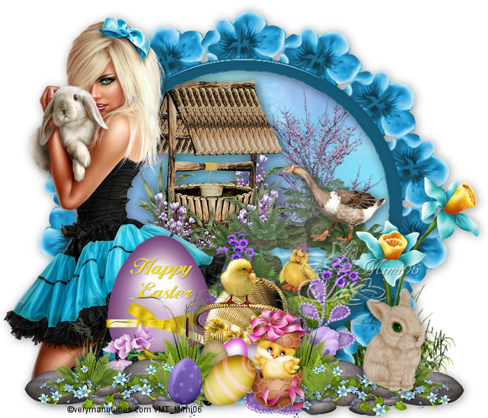 Défi Pâques chez Lisa