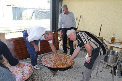 18 Mai 2014 Paella par M. JIMENEZ