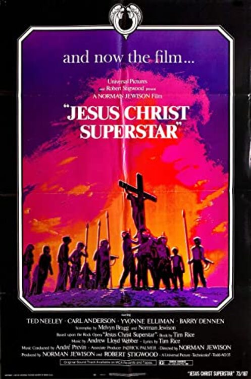 JESUS CHRIST SUPERSTAR BOX OFFICE USA 1973
