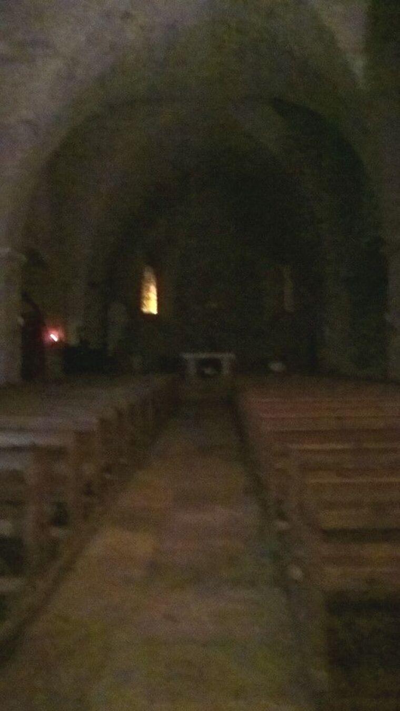 Sainte Eulalie de Cernon.