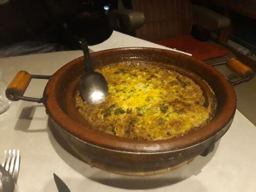Kalia au menu