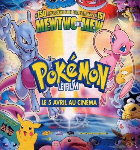 Pokémon - Film 1 : Mewtwo contre-attaque