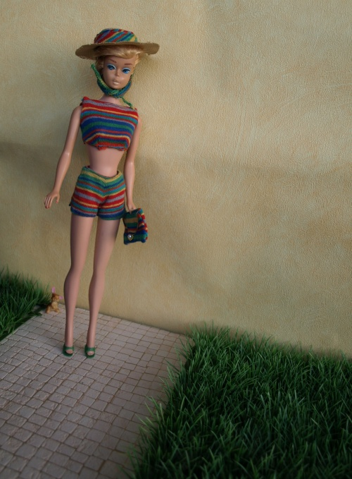 Barbie vintage : Knit Accessories