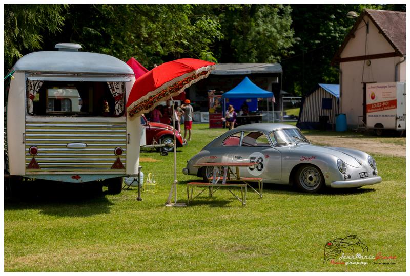 8ème meeting Cox Avenue 2017 - Le camping Vintage