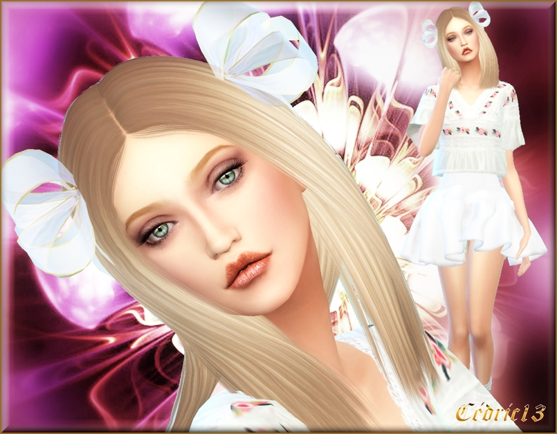 TS4 Sim : Rosemonde