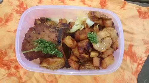 Tuppperware ou Cantine_La Cuisinette de Laurette