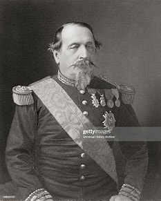 Résultat d'image pour Louis Napoléon Bonaparte. Taille: 163 x 204. Source: www.gettyimages.fr