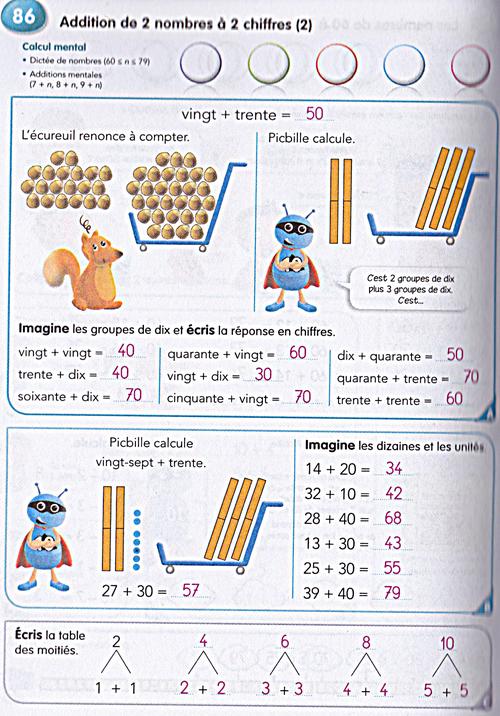 CP maths 18 mai