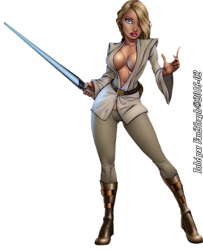 The Force Girl