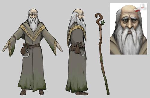 BIG NEWS : The Hand of Merlin, les unités*