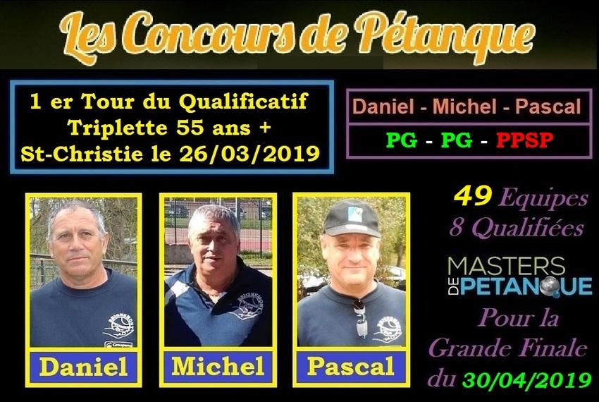 1er Tour Qualificatif du 2ième Grand Prix à Ste-Christie -32-