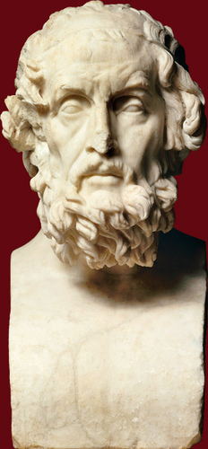 L'Iliade d'Homère