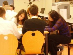 Ateliers d'écriture avec Laura Tirandaz