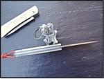 TwoSun, slip joint, M390, titane, os, mod TS161