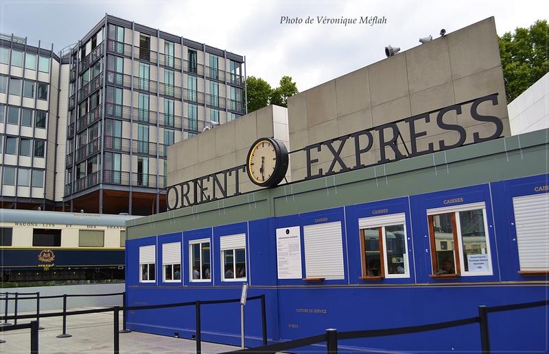 """""""Il était une fois l'Orient Express"""" : L'exposition évènement à l'Institut du Monde Arabe"""